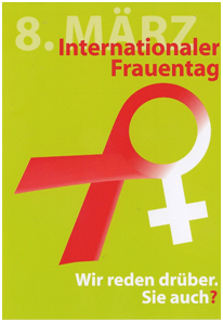 Flyer Int. Frauentag